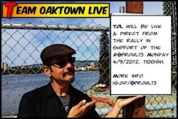 "oaktownlive:  TOL will be ""Live & Direct"" from today's UC Berkeley rally in support of the #Sproul13 and against the Stay-Away Orders, ~11am. For more info, http://is.gd/Sproul13 See also: Occupy Oakland & The Stay-Away Orders: Interview with ""LA"" Joe Briones"