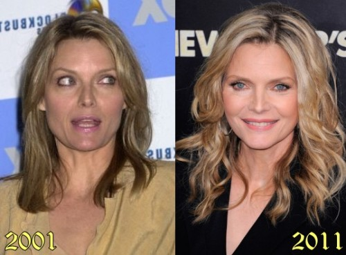 I'd like to issue an apology to Michelle Pfeiffer for not being the first person I thought of when this blog was created. PS - Nice self-side-eye.