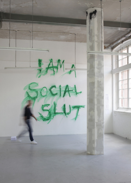 Victor Boullet The institute of Social Hypocrisy 2011-2012