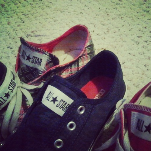 First instagram photo ^_^ I love my shoes.