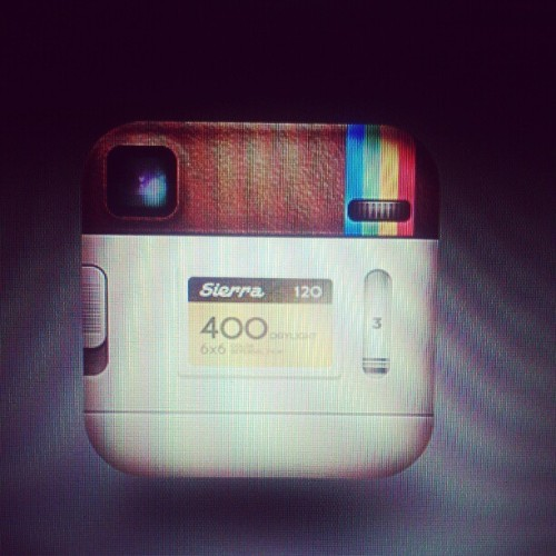 Ever wondered what was behind Instagram? By @Colorise (Taken with instagram)