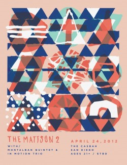 Flyer I did for the Mattson 2.