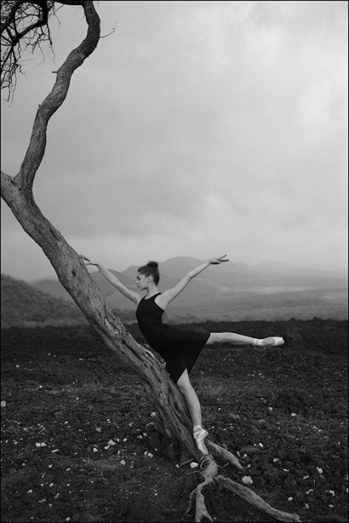 ballerinaproject:         Zarina - Kanaio, Maui Become a fan of the Ballerina Project on Facebook. Check out the new Ballerina Project blog.
