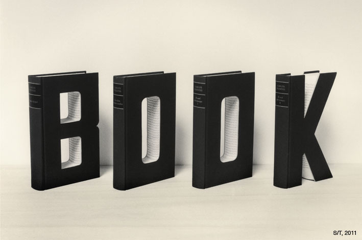 "visual-poetry:  ""book"" by chema madoz"