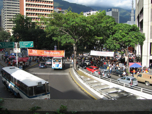 Foro social Mundial, Caracas, enero 2006 by nicabill on Flickr.#cAracas