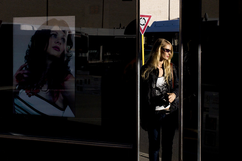 Street Photographer - Fremantle, Western Australia. 2012 © Jason Paul Roberts