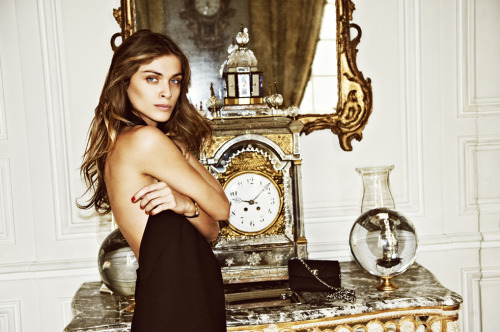 ELISA SEDNAOUI FOR LIFESTYLEMIRROR.COM. PARIS. MARCH 2012 READ THE STORY HERE Photo:Dylan Don