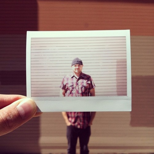 Love me some @aaronstrumpel #instaxagram - kylesteed http://instagr.am/p/JNXLbvQdr4/