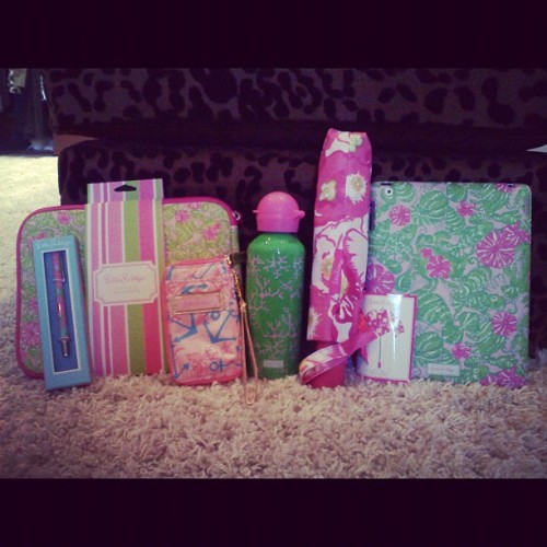happy easter to me. love, lily pulitzer  (Taken with instagram)