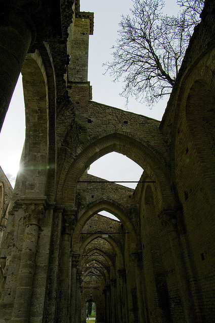 Abbazia di San Galgano by Rickseventy79 on Flickr.
