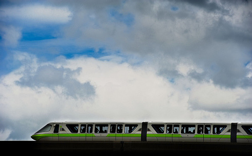 Monorail Monday - Going Places (by Express Monorail)