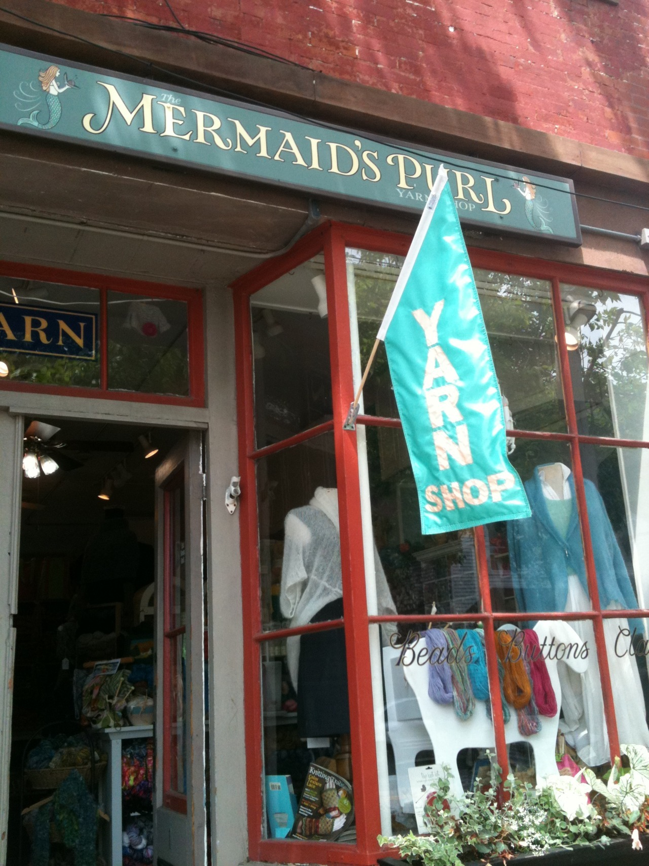 Mermaid's Purl