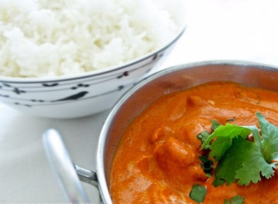 Chicken Tikka Masala with recipe (link)