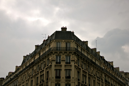 Whenever I visit Paris I usually have a couple of occasions where I almost get hit by a car for no other reason than because my eyes (and camera) are focused up on the amazing architecture opposed to down on the street where they should be. I've yet to visit a city with as many beautiful buildings as Paris but if there is one, please let me know.