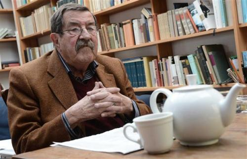 "What do you think of Gunter Grass's controversial new poem? ""The idea, put forward by Grass, that there is a taboo in German intellectual and political life about criticizing Israel and its policies has been a favorite theme of Israel's critics since the 1960s. But the taboo does not exist. There has been no silence in Germany, especially in such places as Der Spiegel or the Süddeutsche Zeitung, not to mention among intellectual and political forces to their left, for many decades. On the contrary, hostility to both Israel and the United States, and the view that these two countries are the major threat to world peace, became embedded in the German left-wing and left-liberal mainstream many decades ago. In this sense, Grass's diatribe is part of a long established conventional wisdom. It takes neither courage nor intelligence to run with the mob. Grass's poem seeks to make the mob yell even louder."" - Jeffrey Herf, The Odious Musings of Gunter Grass Photo courtesy of The Leader Post"