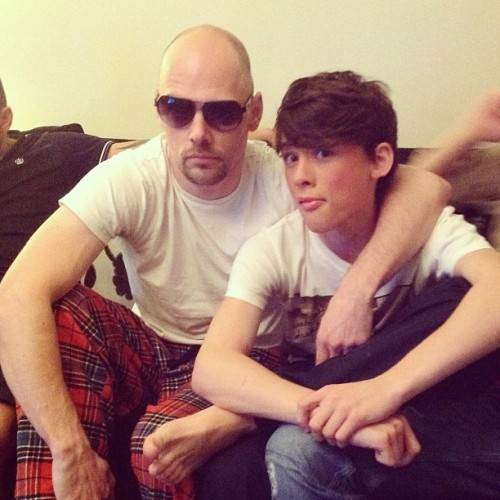 #partyhard #chilling #dadandson (Taken with instagram)