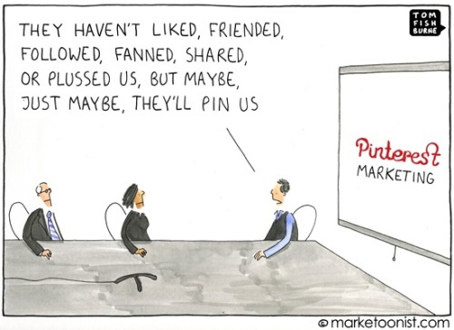 Pinterest: the Age of Visual Thinking!