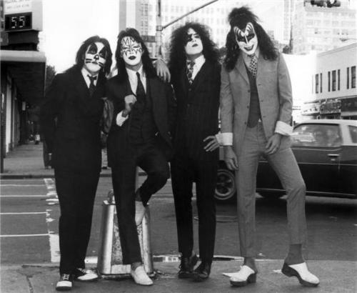 Dressed to Kill - NYC 1974