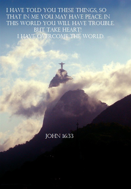 whatifwechanged:  John 16:33