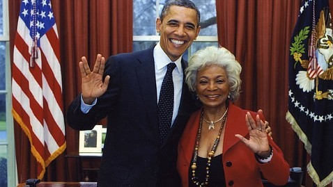 Mr. Prez, Live long and Prosper to you too!