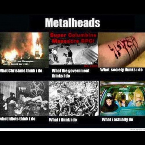 #metal #meme #funny #hadtopostit  (Taken with instagram)