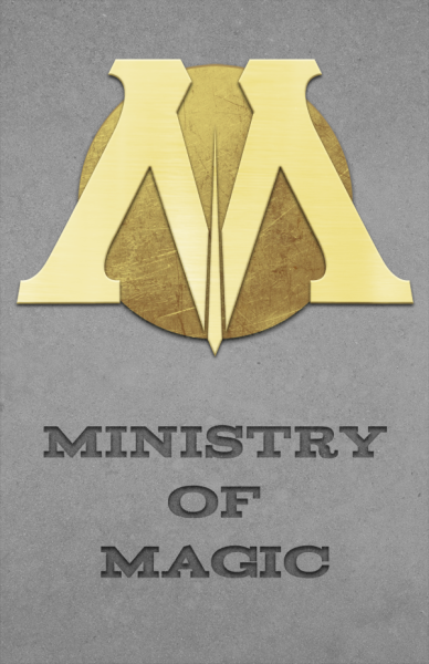 Ministry of Magic Art Print - $11.99 - http://etsy.me/H1EnSC