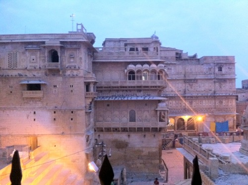 Jaisalmer at Dusk