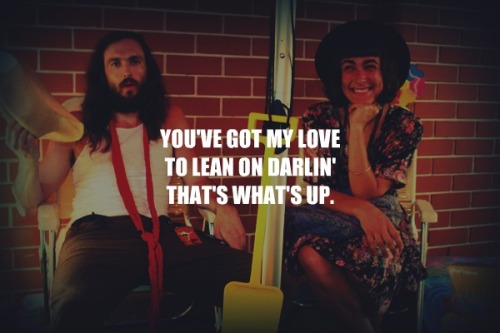 yelllaughlove:  That's What's Up - Edward Sharpe and the Magnetic Zeros
