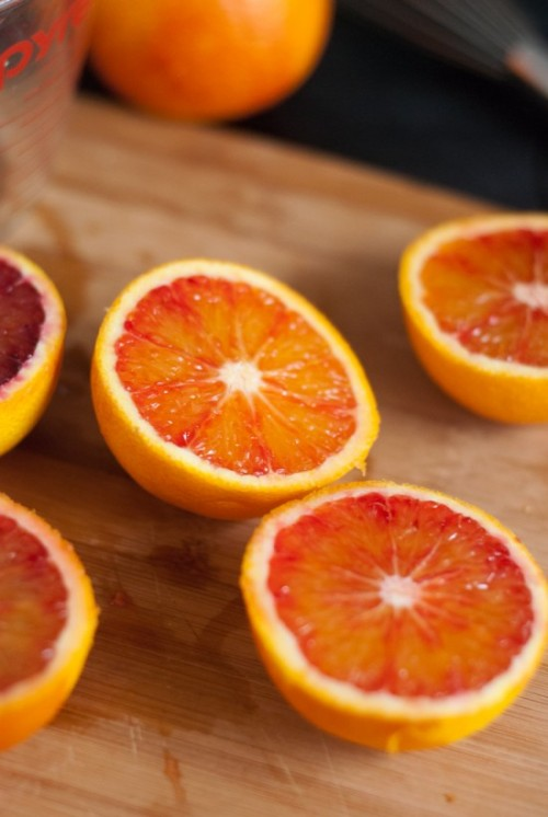 Blood Oranges!