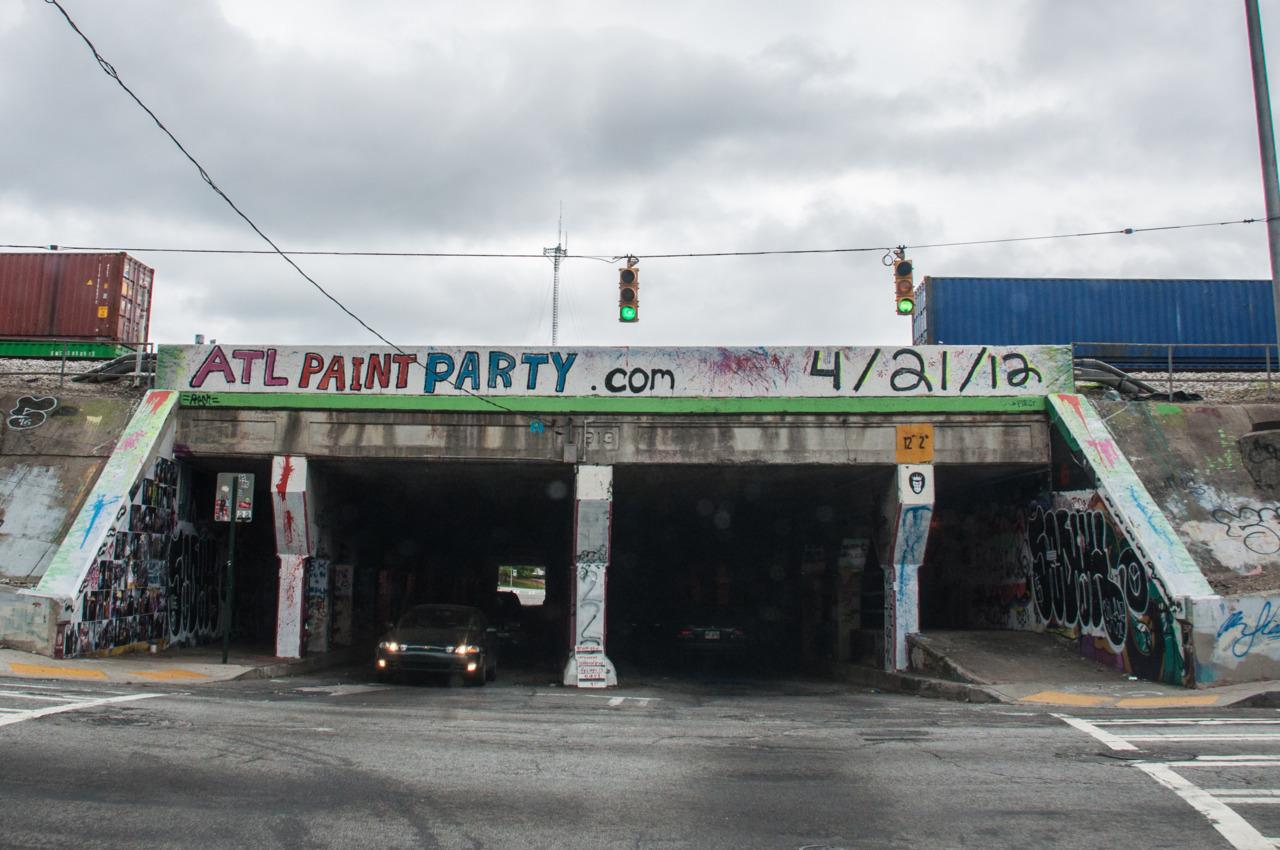 April 9th, 2012 - 5:18pm - Atlanta Paint Party