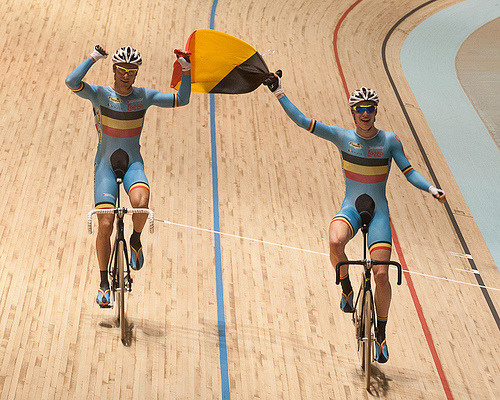 UCI Track World Championships 2012 - Day 4 - Evening Session (by britishcycling.org.uk photos)