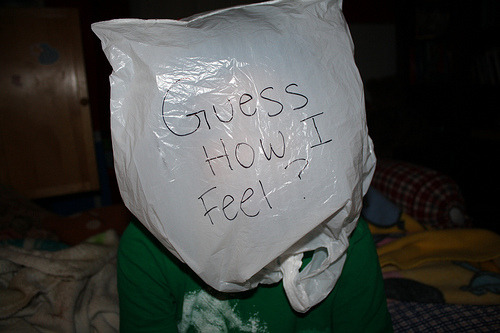 s-lurpie:  st-arbucks:  stfual3x:  ohhay-harlie:  …..like a plastic bag?  …drifting through the wind?  ….wanting to start again?  … do you ever feel?   …feel so paper thin?