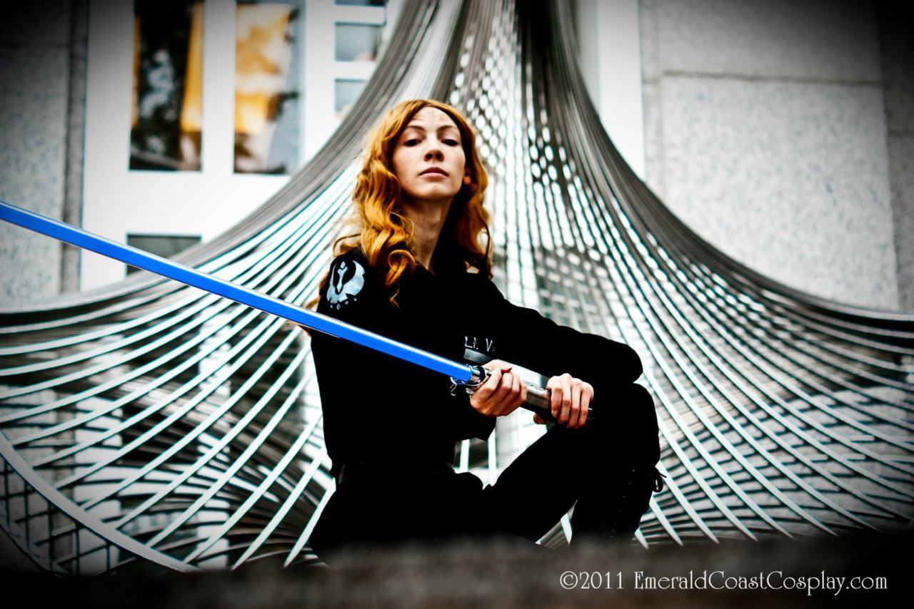 Tahiri Veila - Star Wars: Legacy of the Force Cosplay by Nara Rouge Submitted by totalefinsternis