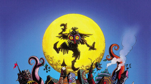 Majora's Mask. Definitely my favorite Zelda game. I remember getting this game when I was 12 and just being amazed at the complexity of the characters. Today, at 22, I'm still amazed at the quality of this title.