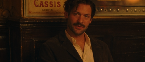 One of the best surprise performances of 2011 - Corey Stoll as Ernest Hemingway in Woody Allen's Midnight in Paris.  theartofmoviestills:  Midnight In Paris | Woody Allen | 2011