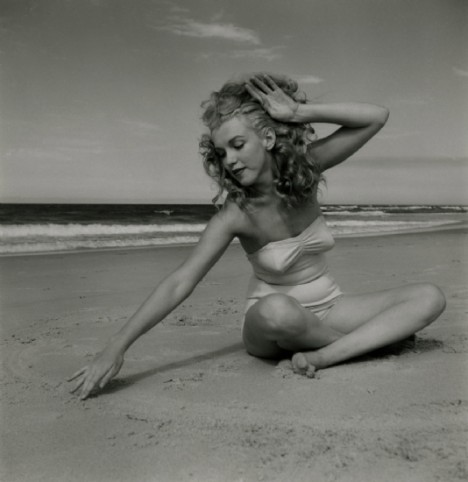 Beach Hair: Marilyn
