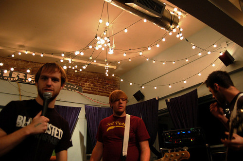 The Wonder Years by Danielle Parsons on Flickr.Siren Records in Doylestown, PA, 11/4/2007