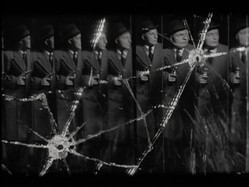 The Lady From Shanghai (1947)  The Magic Mirror Maze scene, one of the most incredible works of black and white cinematography ever