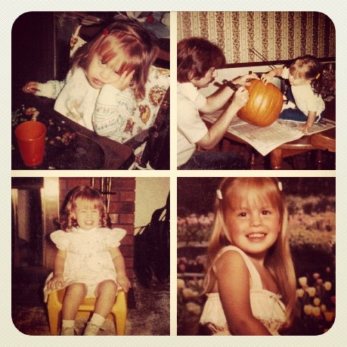 #aprilphotoaday #youngeryou #kid #ireallyamblonde (Taken with instagram)