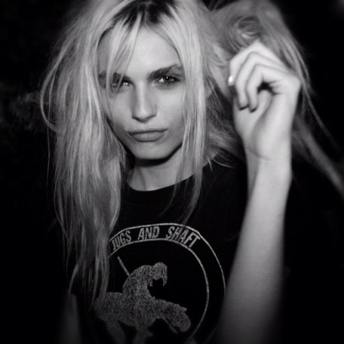 Congrats Andrej on @newnownext Award #andrejpejic (Taken with instagram)