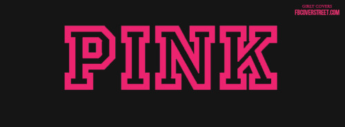 Victorias Secret Pink 2 Facebook Cover