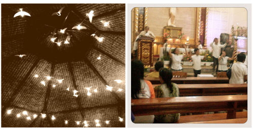 Holy Week 2012: Visita Iglesia & Black Saturday