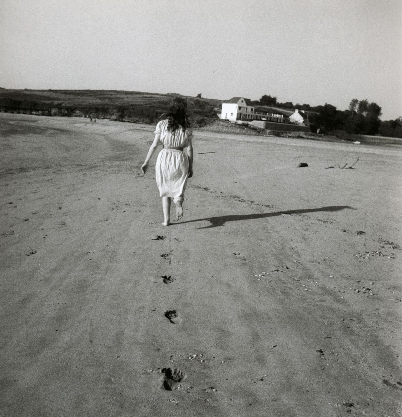 frenchtwist:  via liquidnight:  Édouard Boubat Lella Brittany, France, 1948 From Édouard Boubat: A Gentle Eye