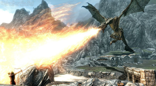 Incredible Skyrim Screenshot