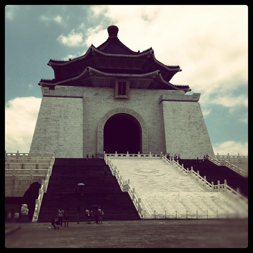 Taipei 2011. (Taken with instagram)