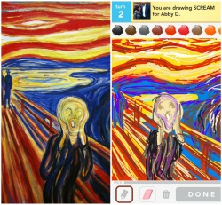 draw something, iphone