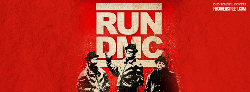 Run DMC 1 Facebook Cover