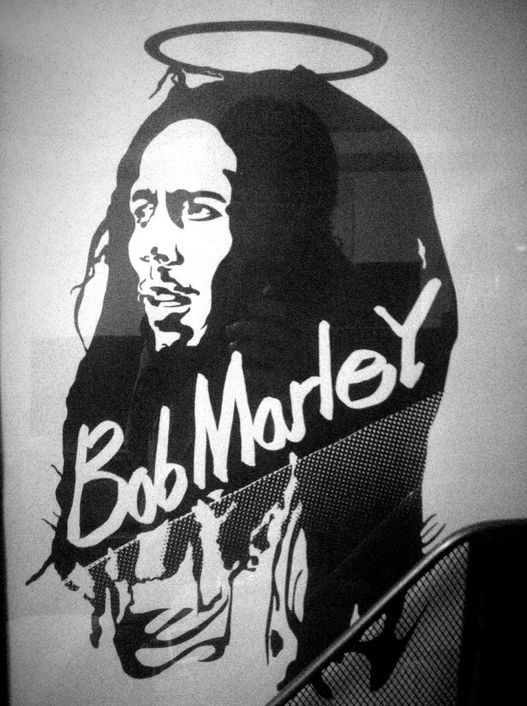 Bob Marley by 2face