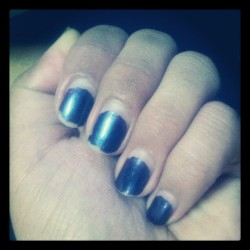 I Need A New Manicure! (Taken with instagram)