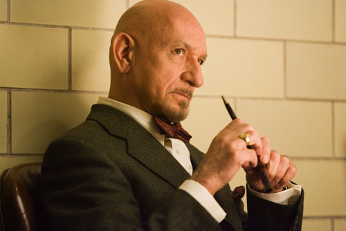 totalfilm:  Ben Kingsley to play the villain in Iron Man 3? With questions still being asked as to the identity of the villains in The Avengers, another Marvel project has moved closer to confirming its bad guy, with Ben Kingsley in talks to play the antagonist in Iron Man 3…